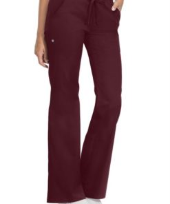 sku 1066 Cherokee Luxe Collection stretch scrub pants