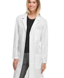 sku 1346 Cherokee long unisex lab coat