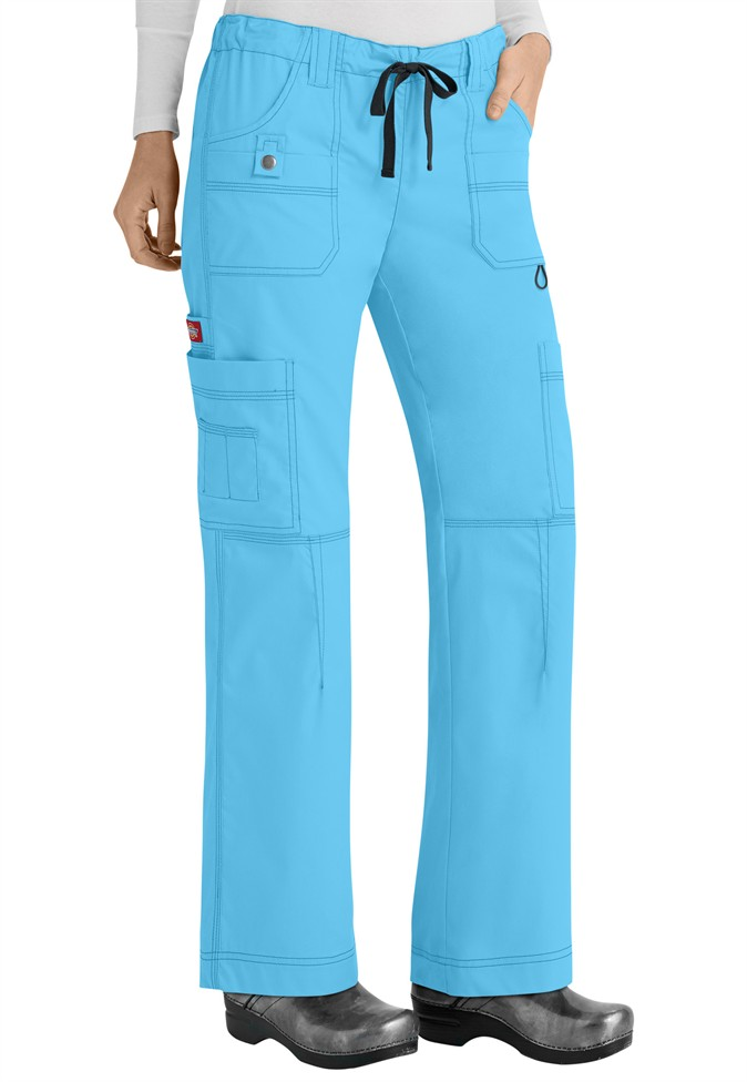 Dickies-Gen-Flex-Ladies-Youtility-9-pocket-scrub-pants-857455
