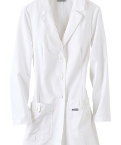 sku 7446 Greys Anatomy 32 inch 2 pocket lab coat