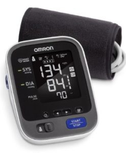 sku BP786 Omron 10 Series Wireless Upper Arm Blood Pressure Monitor with Wide-Range ComFit Cuff