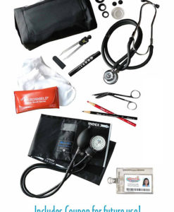 sku 99061 McCoy Medical Nursing kit with dissection tools