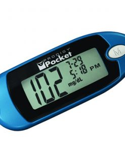Prodigy Diabetes Care Pocket Blood Glucose Meter SKU OP050300K
