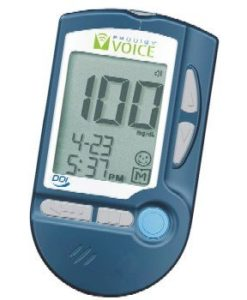 Prodigy Voice Blood Glucose Meter OP071950