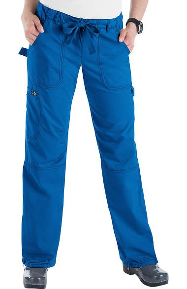 Koi Lindsey Twill Cargo Scrub Pants for women 701
