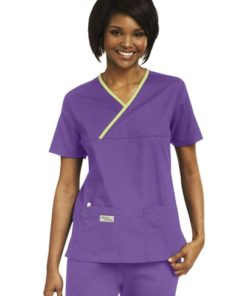 Women's Top Urbane Longer Length Uniform