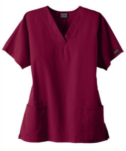 sku 4700 Cherokee Workwear v-neck scrub top