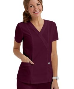 SKU 41101 Greys Anatomy crossover top uniform