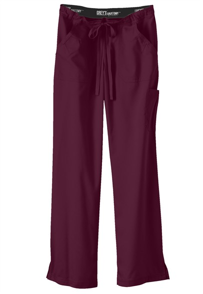 Greys-Anatomy-drawstring-waist-cargo-scrub-pants-4245