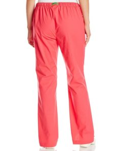 sku 1401 Crocs Medical Apparel Women's Petite The Penny Straight-Leg Cargo Scrub Pant