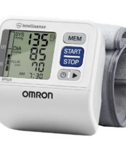 sku 1712 Omron 3 Series Wrist Blood Pressure Monitor