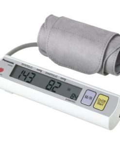 sku 1714 Panasonic EW3109W Portable Upper Arm Blood Pressure Monitor